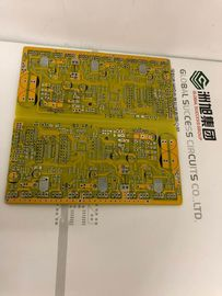 Fr4 Immersion Gold 4 Layer PCB Board تولید برای متر برق