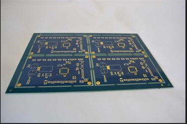 OEM 4 Layer PCB Board سی FR4 مدار الکترونیکی Quick Turn PCB assembly